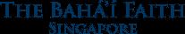 The Bahá'ís of Singapore Logo